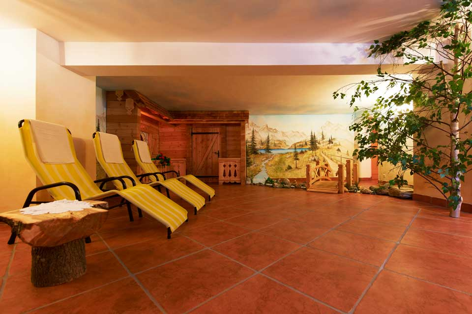 Hotel Edelweiss Day Spa